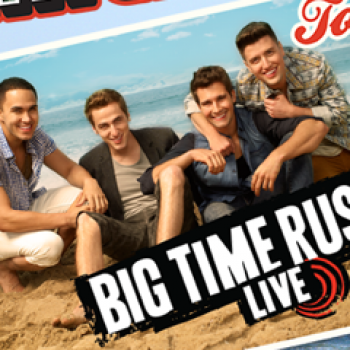 Couch Sesh: Big Time Rush Live Video Q and A!