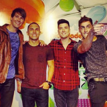Our Fave Big Time Rush Twitpics!