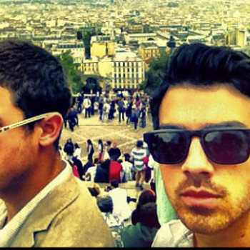 Where in the World is Joe Jonas?