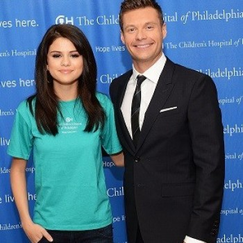 Does Ryan Seacrest Have a Crush on Selena Gomez?