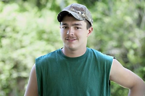 Shain Gandee from 'Buckwild'