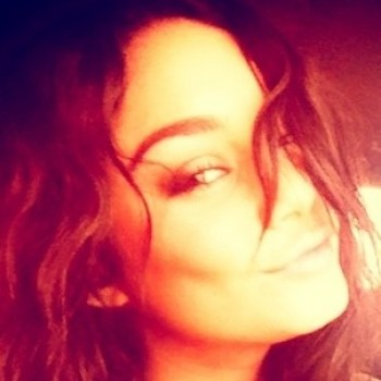 Vanessa Hudgens Joins Twitter and Tumblr!