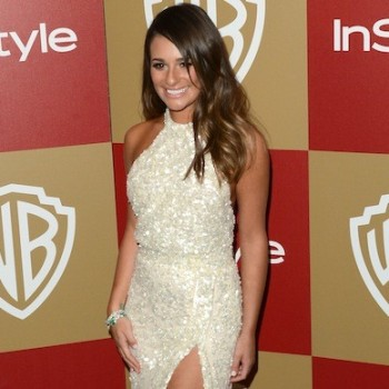 Glee's Lea Michele is One of the Sexiest Women and Best Dressed of 2013
