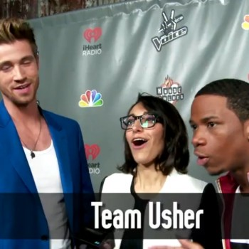 'The Voice' Contestants Spill About Their Coaches (WATCH!)