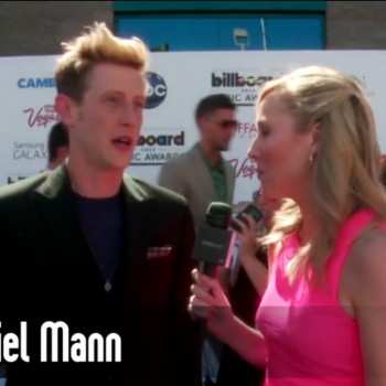 2013 Billboard Music Awards: Gabriel Mann Tells Us Which Super Sexy Singer He's Introducing