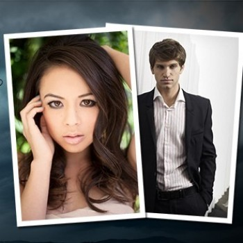 Couch Sesh: Keegan Allen and Janel Parrish From 'Pretty Little Liars' Live Video Q and A!