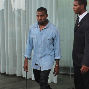 Kanye West Goes on Paparazzi Rant During Concert