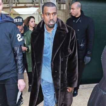 Kanye West Mocks People With Parkinson's Disease?
