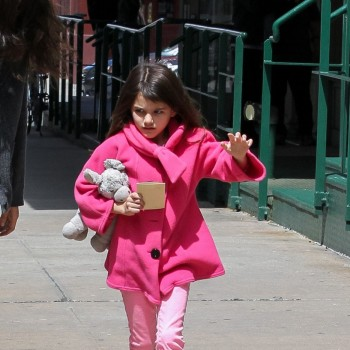 Suri Cruise Launching Her Own Fashion Line?