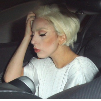 Is Lady Gaga in Rehab for a Substance Abuse Problem?