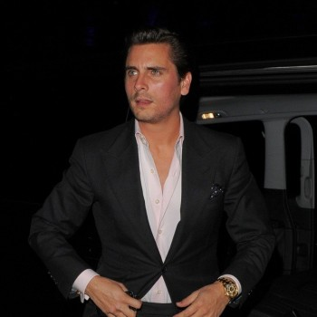Is Scott Disick Back to His Wild Ways?