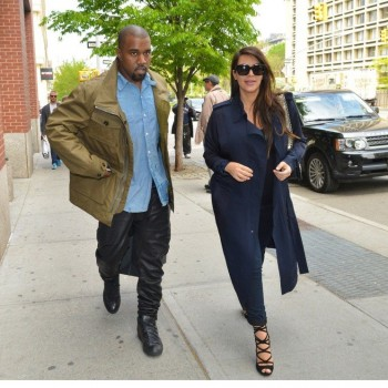 "Kim Kardashian's Family ""Concerned"" About the Way Kanye West Treats Her"