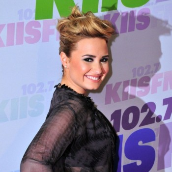 Demi Lovato Dishes About the New Album and 'The X Factor'