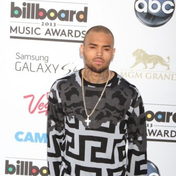Chris Brown Living With Karrueche Tran