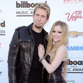 "Avril Lavigne Talks Making New Album With Fiance Chad Kroeger: ""We Wrote So Many Songs Together!"""