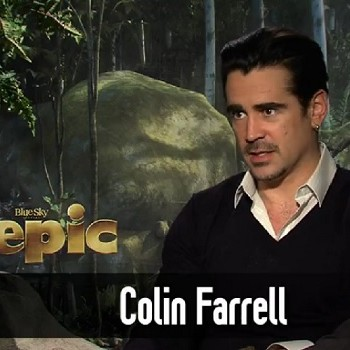 Which 'Epic' Stars Would Want to Live in the Real Forest World? (WATCH!)