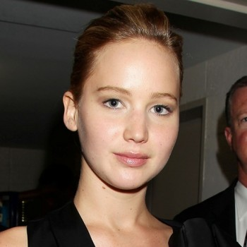 Jennifer Lawrence Attends 'Great Gatsby' Premiere With No Makeup