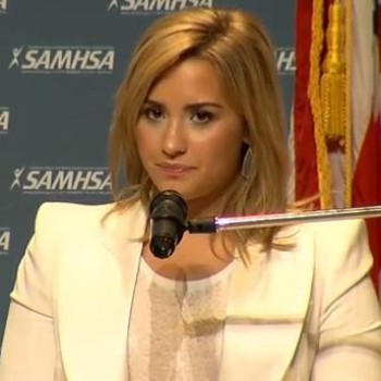 Demi Lovato: &quot;I'm a Survivor...I'm Not Ashamed&quot; Mental Health Awareness Award Acceptance Speech