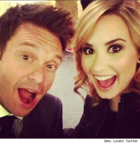 Demi Lovato most personal song Warrior intense Ryan Seacrest interview