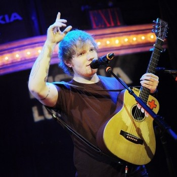Ed Sheeran 'Glamour' Interview: Who Is His Favorite, Famous Ginger?