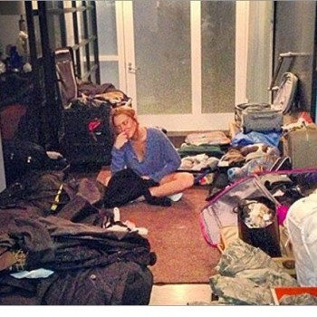 Lindsay Lohan Packs 270 Outfits for 90-Day Rehab Sentence