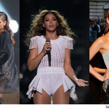 "Rihanna, Beyoncé and Blake Lively Among Victoria's Secret's ""Sexiest"""