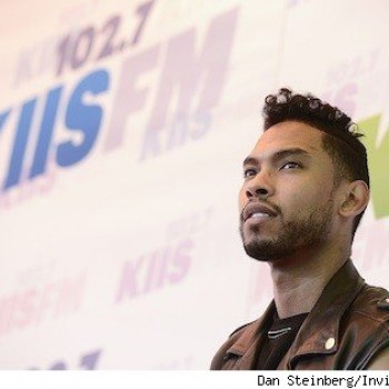 "Miguel Makes 'Beautiful' Music With Mariah Carey, Says ""She's Brilliant!"""