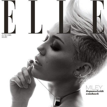 Miley Cyrus June 'Elle UK' Issue: Is There More Than One Cover?