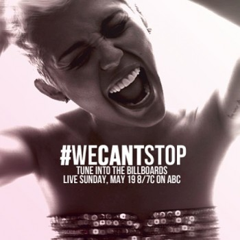 Miley Cyrus Unveils New Song Title and Art for 'We Can't Stop'