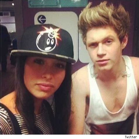 Niall Horan and Zoe Whelan dating neck tattoo rumors