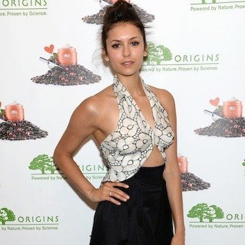 Nina Dobrev Dazzles at Origins Launch, Signs on to 'Let's Be Cops'