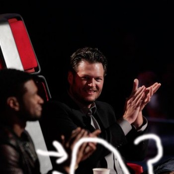 'The Voice': What's in Blake Shelton's Cup?!