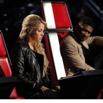 Shakira and Usher Will Return to 'The Voice'