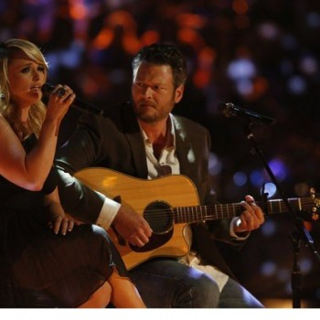 Blake Shelton and Miranda Lambert Perform Touching Tribute to Oklahoma