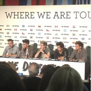 One Direction Big Announcement: 'Where We Are' 2014 Stadium Tour