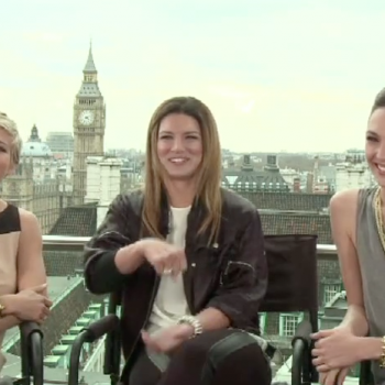 Fast and Furious 6 Google+ Hangout: Gina Carano, Gal Gadot and Elsa Pataky!