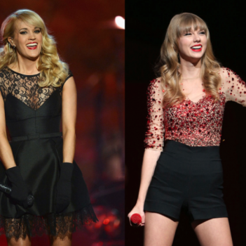 CMT Music Awards Rivalry: Taylor Vs. Carrie for Video of the Year (Again)!