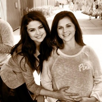 Selena Gomez Shares Her Mom's Pregnancy on Mother's Day!