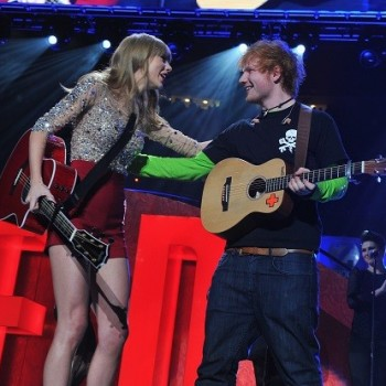 Does Ed Sheeran Have an Unheard Duet With Taylor Swift On His Phone Right Now?