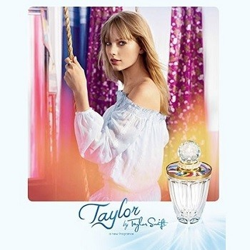 Taylor Swift Reveals New Fragrance