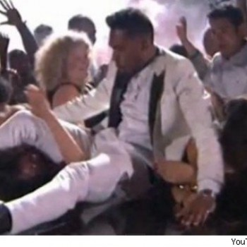 Miguel Gives Update on Fan He Kicked During Billboard Music Awards