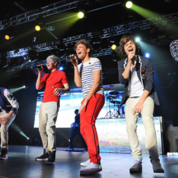 Which 1D Boy Looks Best While Performing?
