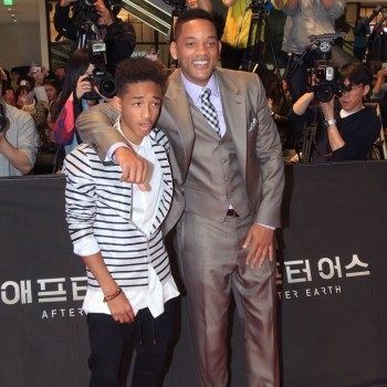 Will Smith, Jaden Smith 'Fresh Prince of Bel-Air' Rap and Reunion: Watch!