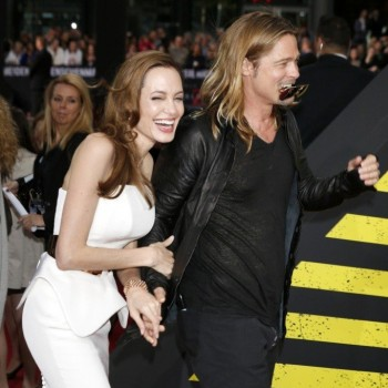 Angelina Jolie's Sweet Birthday Surprise from Brad Pitt