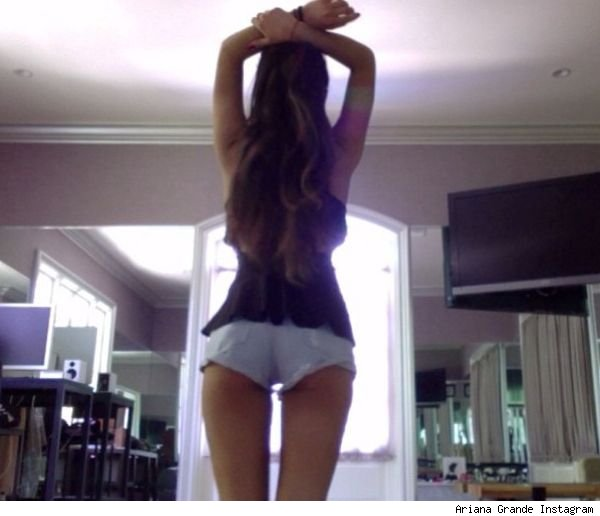 Ariana Grande too skinny weight loss anorexic eating disorders tumblr