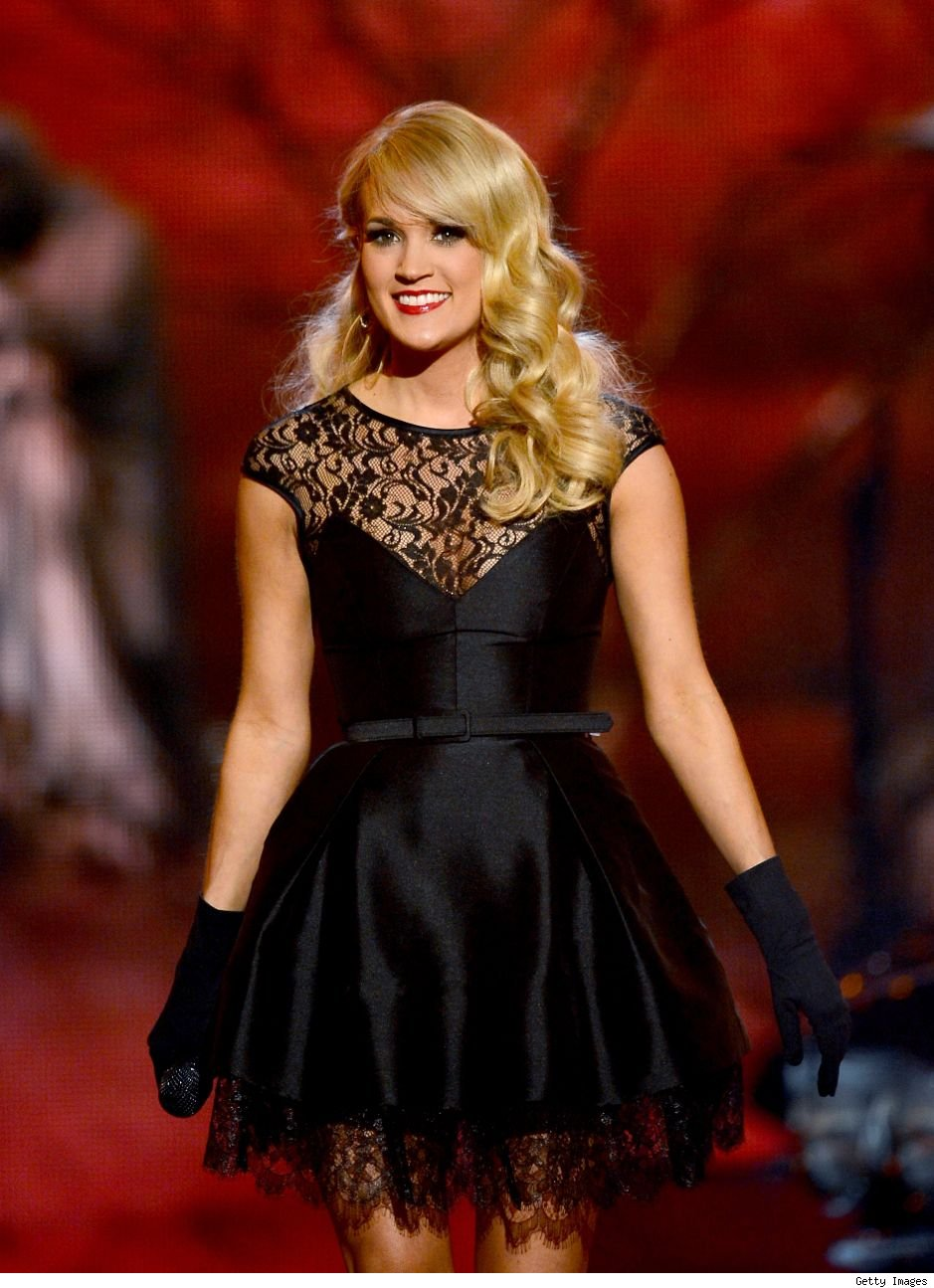 Carrie Underwood See You Again CMT Awards 2013 video