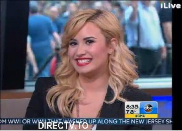 Demi Lovato scholarship program mental illness treatment gma