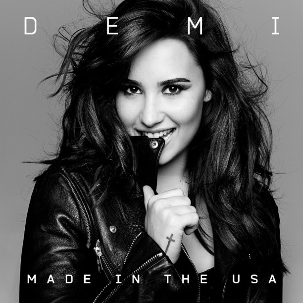Watch Demi Lovato Made in the USA lyrics video
