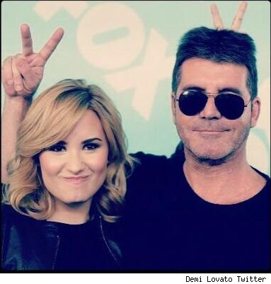 Demi Lovato wants to be like Simon Cowell on X Factor