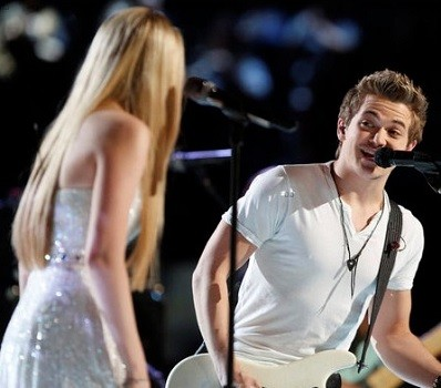 Danielle Bradbery and Hunter Hayes